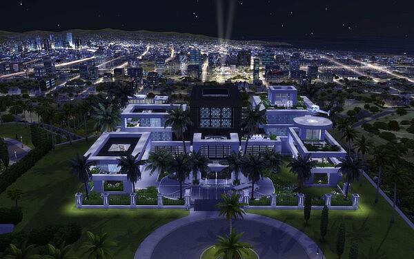 Superstar Mega Mansion by alexiasi