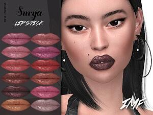 Surya Lipstick sims 4 cc