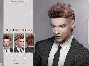 TO0208 Hair by wingssims