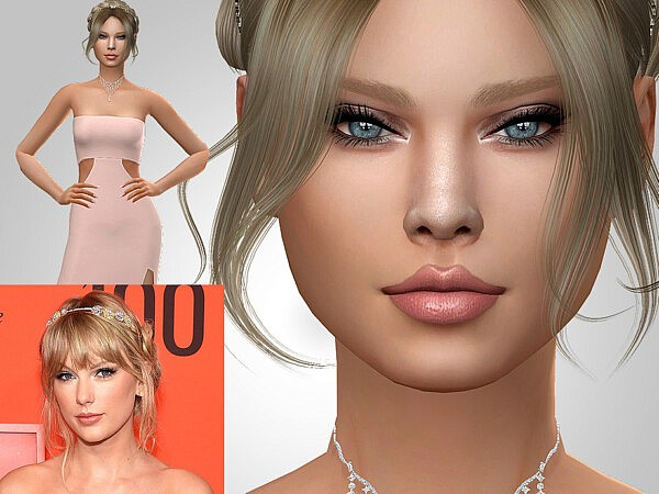 Taylor Swift by MSQSIMS