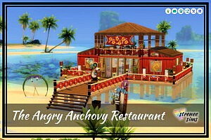 The Angry Anchovy