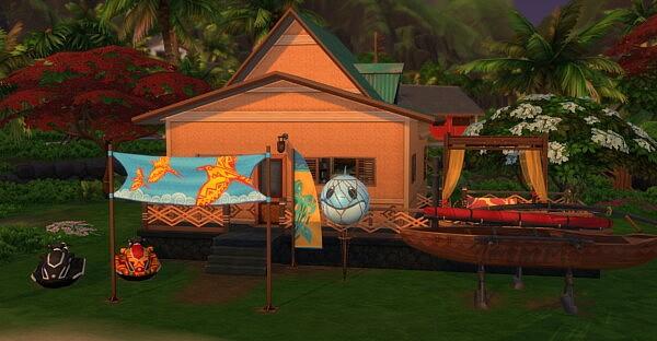 The ocean bazaar sims 4 cc