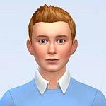Tintin sims 4 cc
