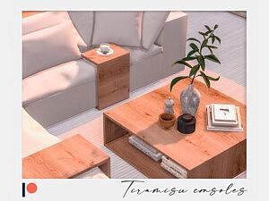 Tiramisu consoles by Winner9