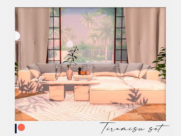 Tiramisu living set by Winner9 from TSR