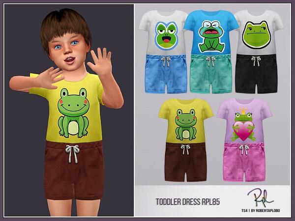 Toddler Boy Collection sims 4 cc