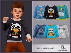 Toddler Sweater Sims 4