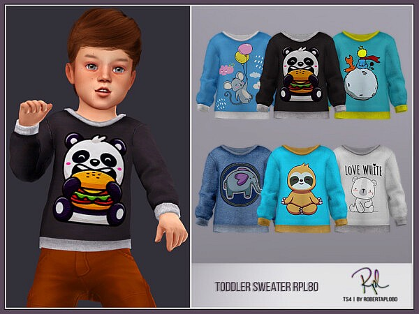 T Sweater RPL80 by RobertaPLobo from TSR