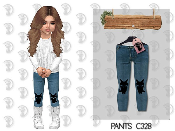 Pants C328 by turksimmer from TSR