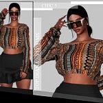 Top Diana Sims 4 CC
