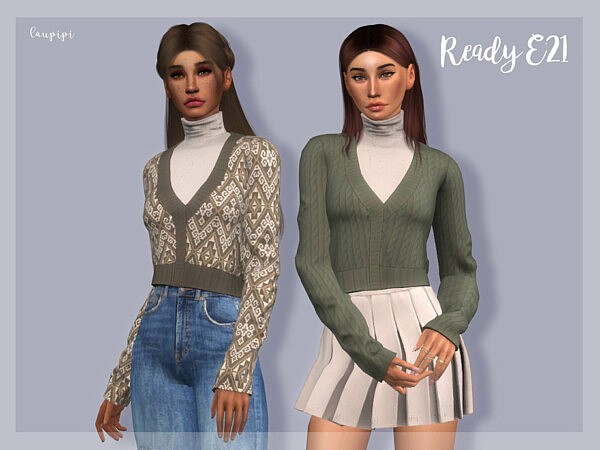 Sweater TP396 by Laupipi from TSR