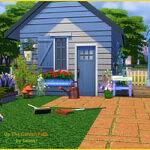 Up The Garden Path Garden Set sims 4 cc