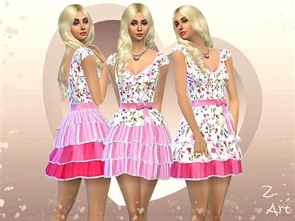 ValentineZ. 2101 Dress by Zuckerschnute20 from TSR