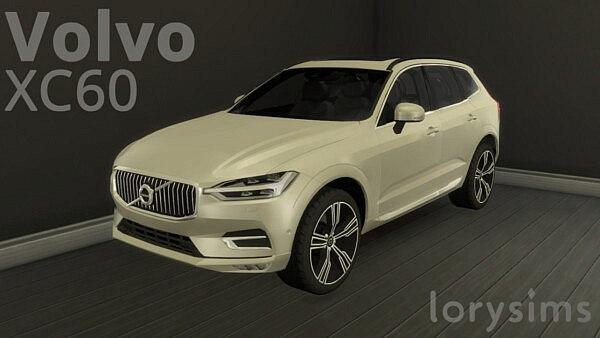 Volvo XC60 from Lory Sims