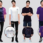 Voyager Tees Sims 4 CC