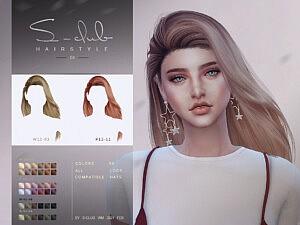 WM Hair 202104 by S-Club