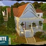 White starter house