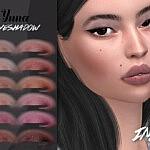 Yuna Eyeshadow sims 4 cc