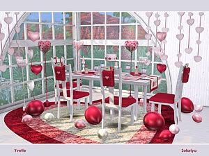 Yvette Diningroom by soloriya
