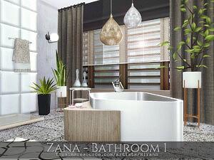 Zana Bathroom 1 by Rirann