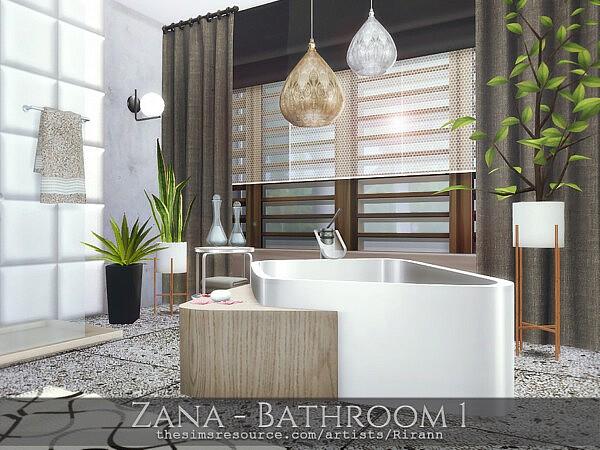 Zana Bathroom 1 by Rirann from TSR