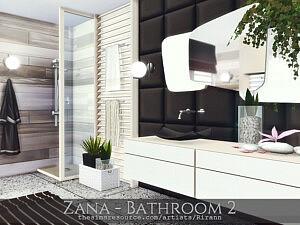 Zana Bathroom 2 by Rirann