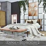 Zana Bedroom 2 by Rirann
