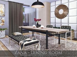 Zana Dining Room