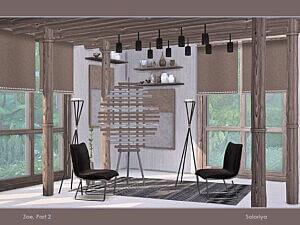 Zoe Livingroom