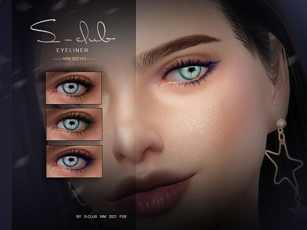 Eyeliner 202101 by S Club from TSR
