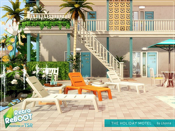 The Holiday Motel by Lhonna from TSR