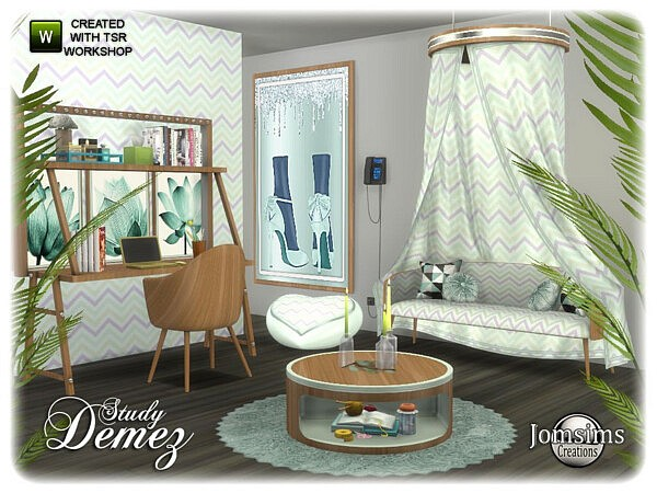 Demez study by jomsims from TSR