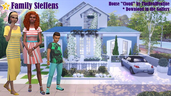 Willow Creek  Courtyard Lane from Annett`s Sims 4 Welt