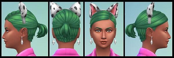 Klassy Kitty Headband by WelshWeirdo from Mod The Sims