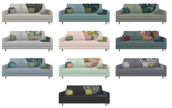 3 Seater Sofa from Simplistic