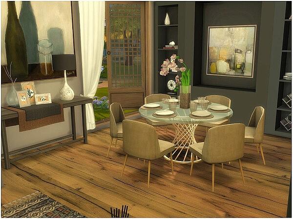 Sunlight Diningroom by lotsbymanal from TSR
