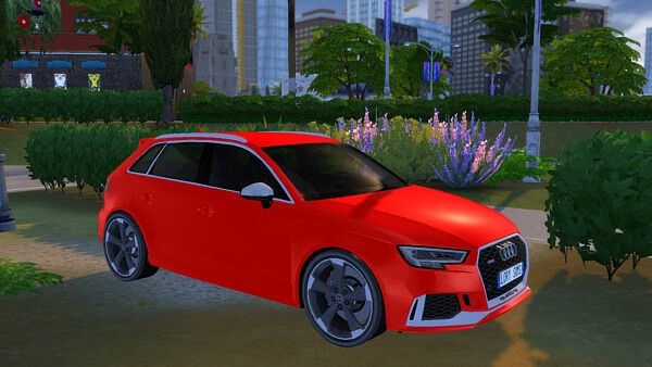 Audi RS3 from Lory Sims