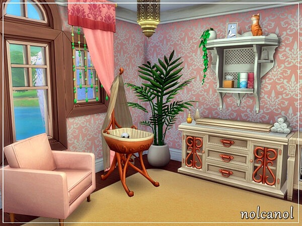 Jeralia Liss House by nolcanol from TSR