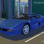 1994 Ferrari F355 sims 4 cc