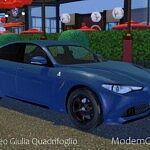 2016 Alfa Romeo Giulia Quadrifoglio sims 4 cc