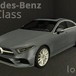 2019 Mercedes Benz CLS sims 4 cc