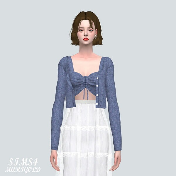 8A Cardigan from SIMS4 Marigold