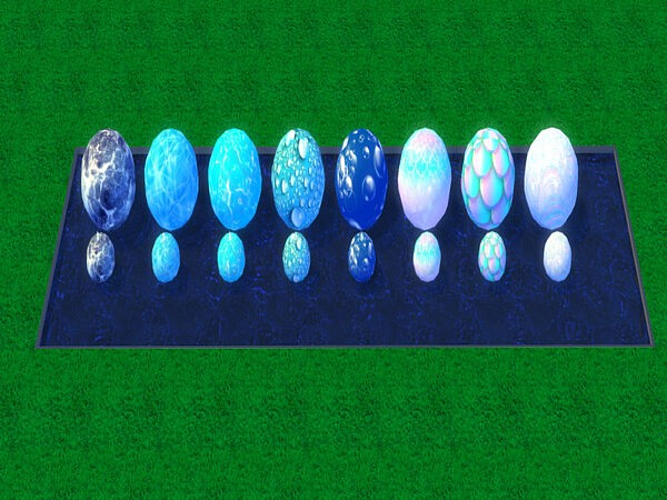 Spherical Emitter Spring Collection Part 1 by Snowstorm2020 from Mod The Sims