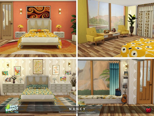 Nancy House by melapples from TSR