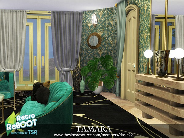 Tamara Hallway by dasie2 from TSR
