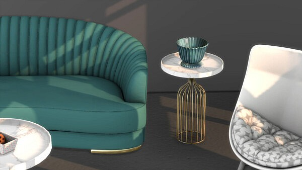 Livingroom objects from Leo 4 Sims