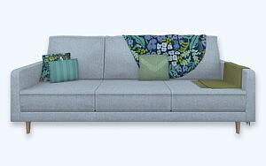3 Seater Sofa sims 4 cc