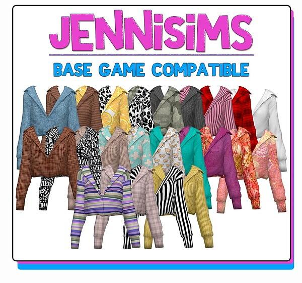 Base Shirt from Jenni Sims