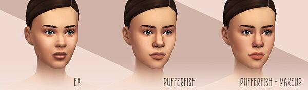 Puffer Fish Skinblend from Miss Ruby Bird