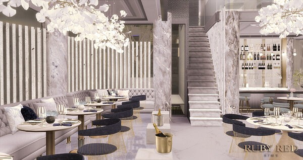 Muse Restaurant from Ruby`s Home Design